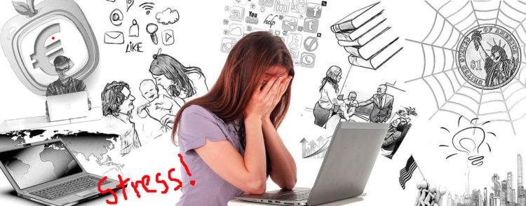 ¿Cuál es tu nivel de estrés? ¿Es usted uno del 99% de la población activa estresada ó que trabaja con quienes lo están?